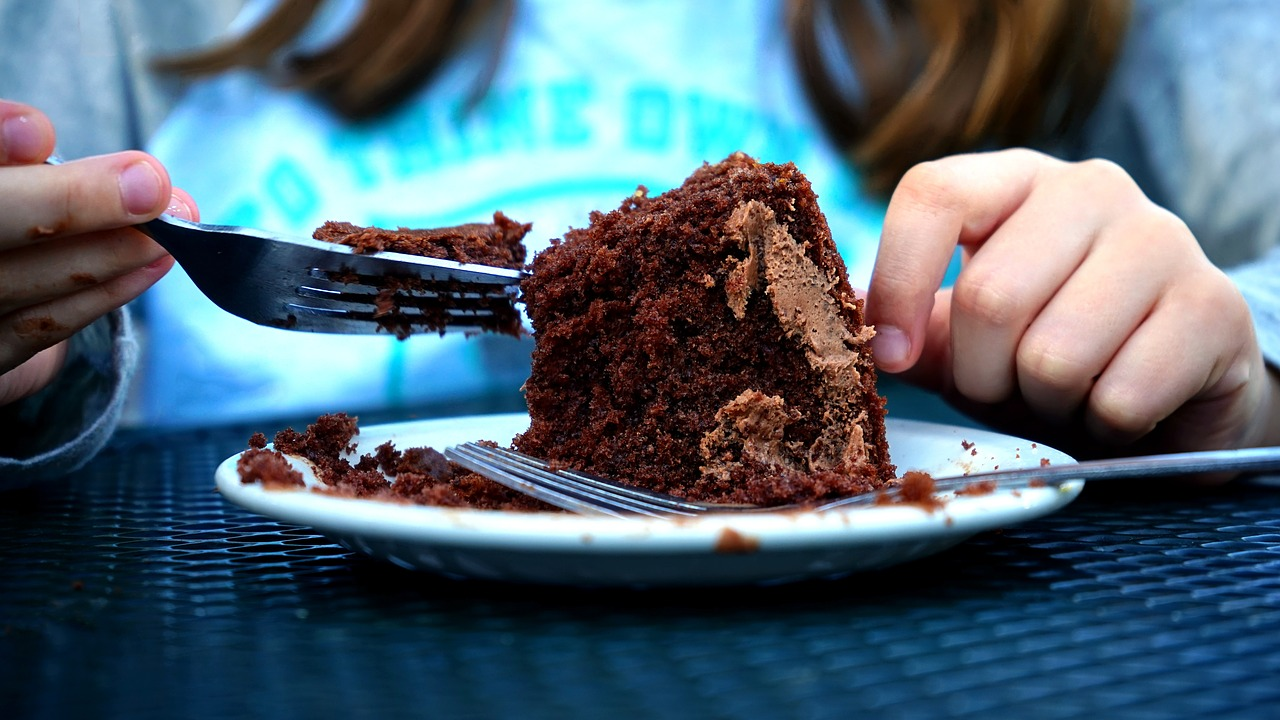 Recipe for Healthier Chocolate Cake